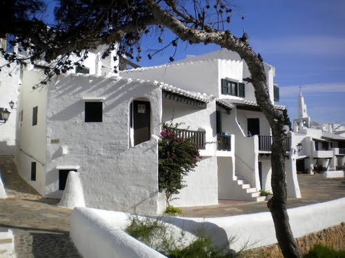 Binibeca Menorca Spain