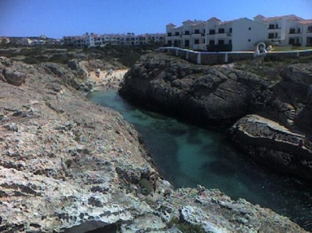 Cala'N Forcat Menorca Spain