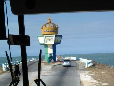 Cayo Coco Cuba Travel Guide - Causeway